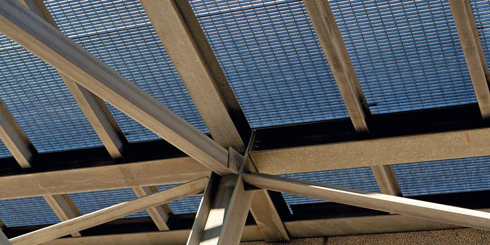 Piattaforma, struttura e griglia