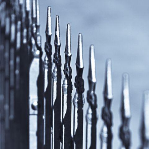 cancelli, recinzioni in ferro